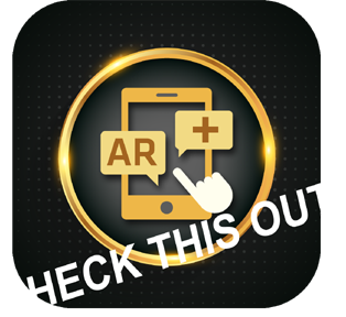 augmented reality AR_iCON_LOGO_OBJECT